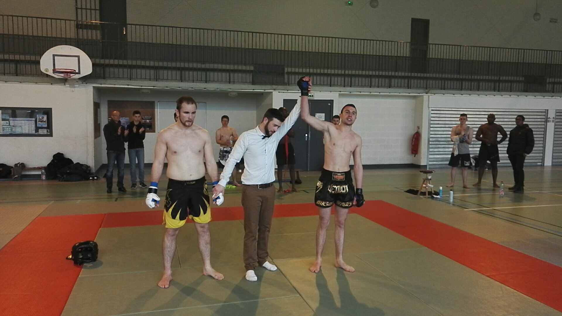 competition mma rouen